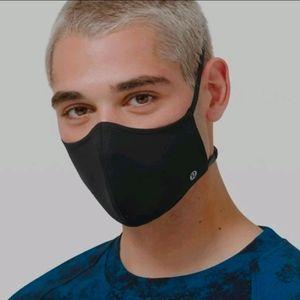2 Lululemon Double Strapped Face Mask